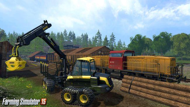 Landwirtschafts-Simulator 2015 - Screenshots - Bild 5