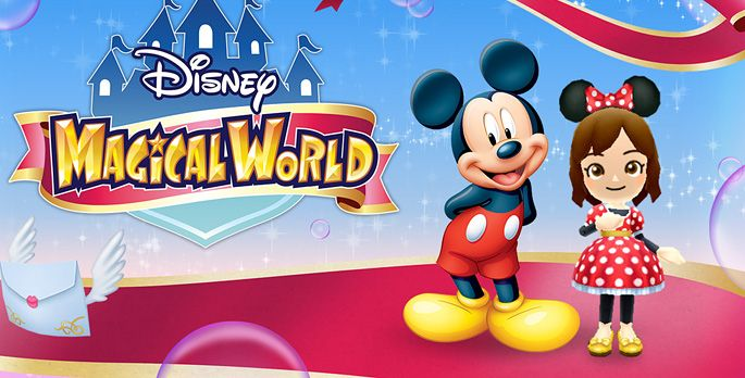 Disney Magical World - Test