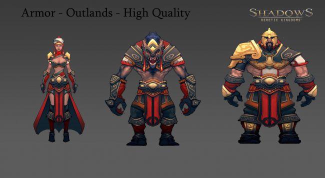 Shadows: Heretic Kingdoms - Screenshots - Bild 8