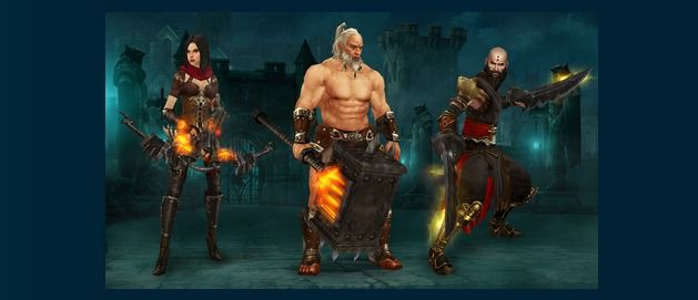 BlizzCon 2014 - Screenshots - Bild 5