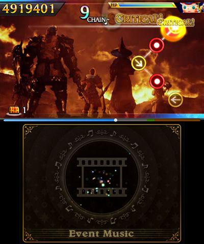 Theatrhythm Final Fantasy: Curtain Call - Screenshots - Bild 37