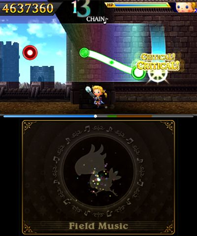 Theatrhythm Final Fantasy: Curtain Call - Screenshots - Bild 27
