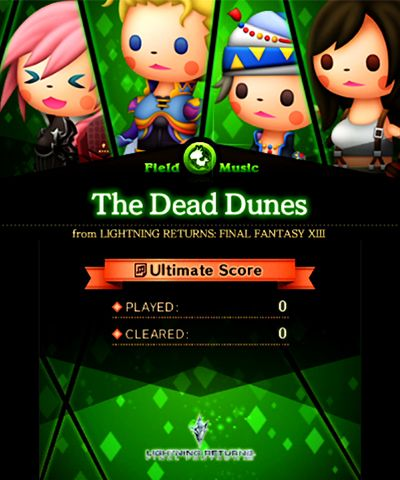 Theatrhythm Final Fantasy: Curtain Call - Screenshots - Bild 15