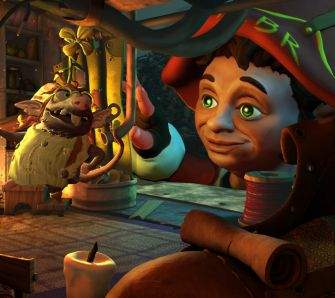 The Book of Unwritten Tales 2 - Vorschau