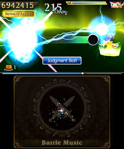 Theatrhythm Final Fantasy: Curtain Call - Screenshots - Bild 9
