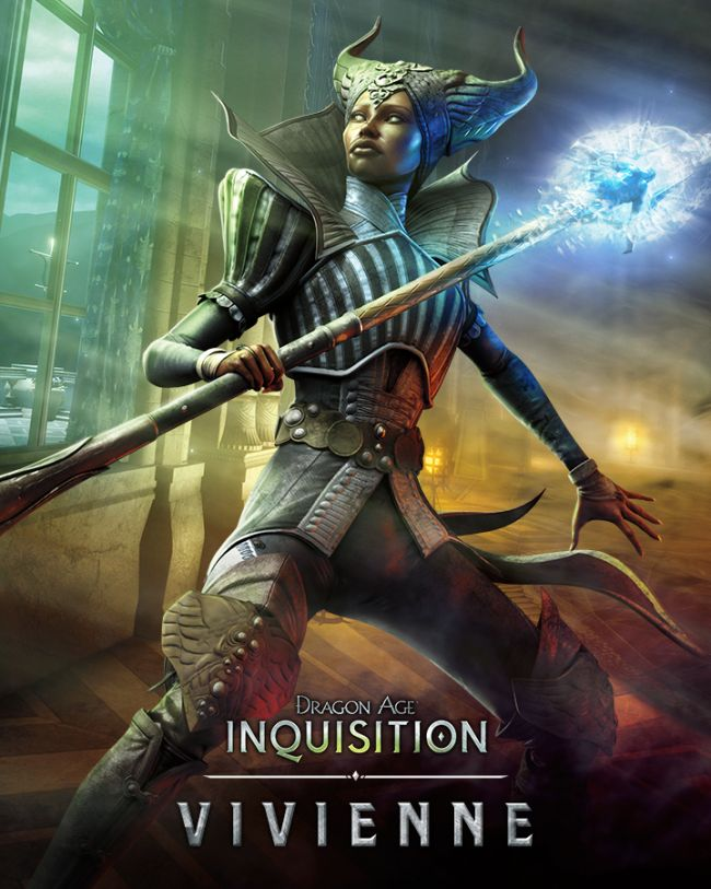 Dragon Age: Inquisition - Artworks - Bild 9