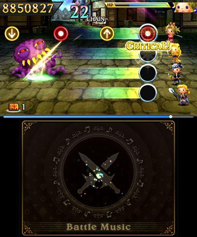 Theatrhythm Final Fantasy: Curtain Call - Screenshots - Bild 8
