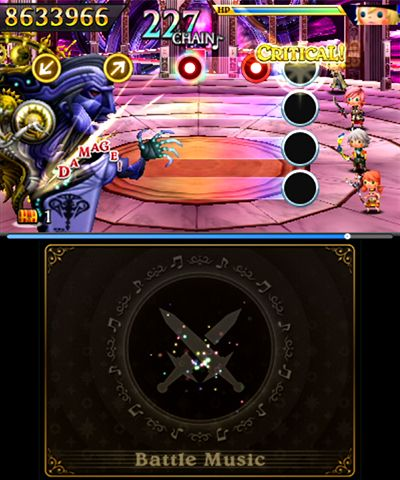Theatrhythm Final Fantasy: Curtain Call - Screenshots - Bild 13