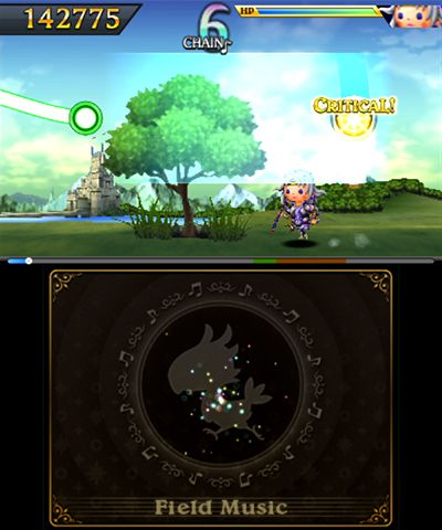 Theatrhythm Final Fantasy: Curtain Call - Screenshots - Bild 17