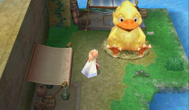 Final Fantasy IV - Screenshots - Bild 5