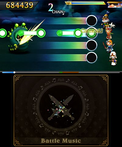 Theatrhythm Final Fantasy: Curtain Call - Screenshots - Bild 1