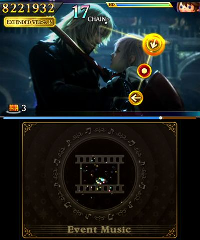 Theatrhythm Final Fantasy: Curtain Call - Screenshots - Bild 31