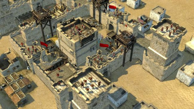 Stronghold Crusader 2 - Screenshots - Bild 1