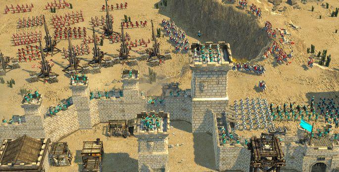 Stronghold Crusader 2 - Test
