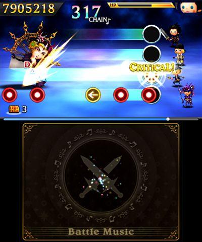 Theatrhythm Final Fantasy: Curtain Call - Screenshots - Bild 12
