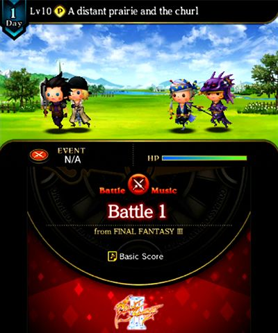 Theatrhythm Final Fantasy: Curtain Call - Screenshots - Bild 42