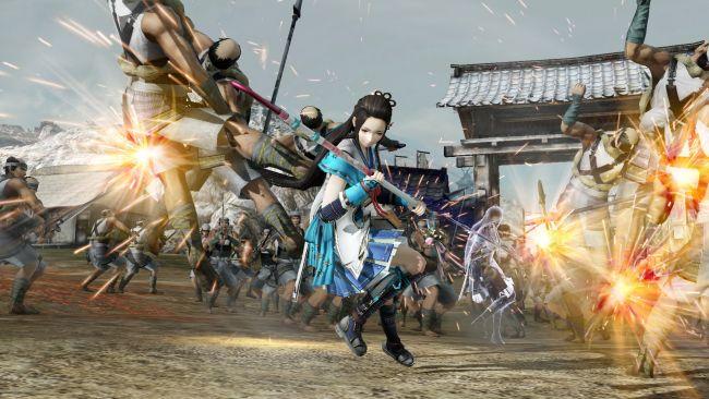 Samurai Warriors 4 - Screenshots - Bild 24
