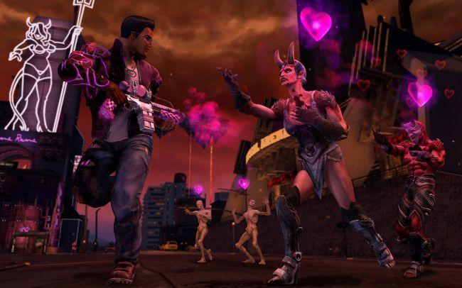 Saints Row: Gat out of Hell - Screenshots - Bild 1