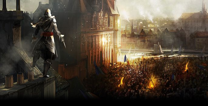 Assassin's Creed Unity - Preview