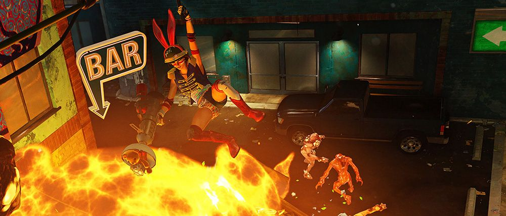 Sunset Overdrive im Test