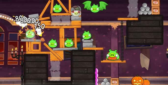 Angry Birds Kommentar - Special