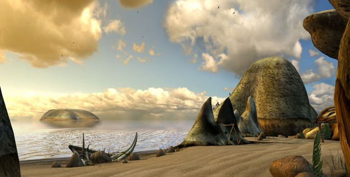 Myst 5: End of Ages - Test