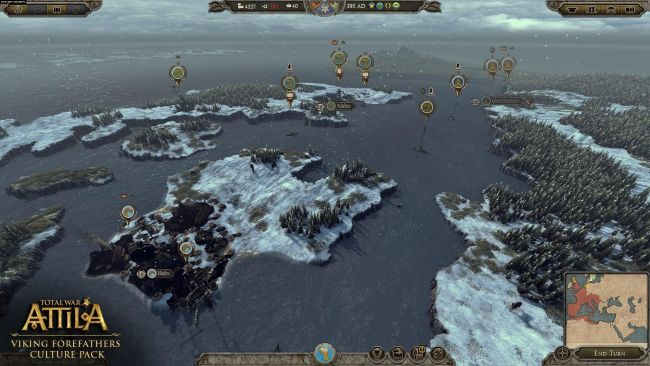 Total War: Attila - Screenshots - Bild 6