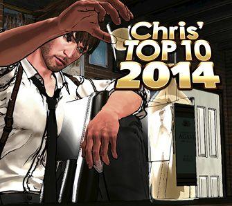 Top 10 Chris' Spiele des Jahres - Special