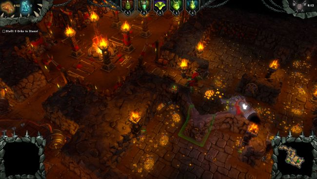 Dungeons 2 - Screenshots - Bild 1