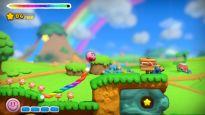 Kirby und der Regenbogen-Pinsel - Screenshots - Bild 1