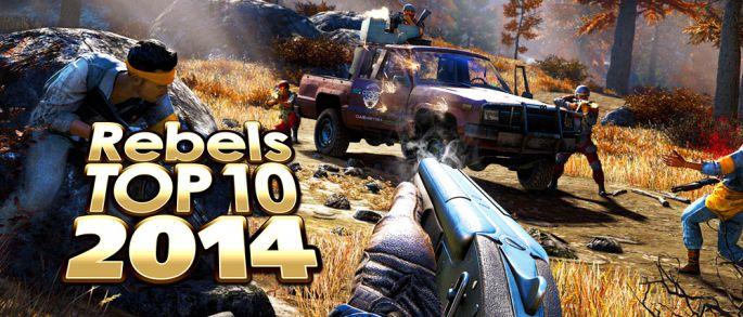 Top 10 Rebels Spiele des Jahres - Special