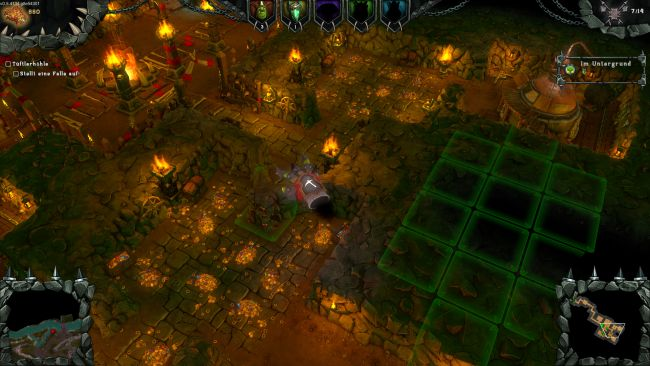 Dungeons 2 - Screenshots - Bild 16