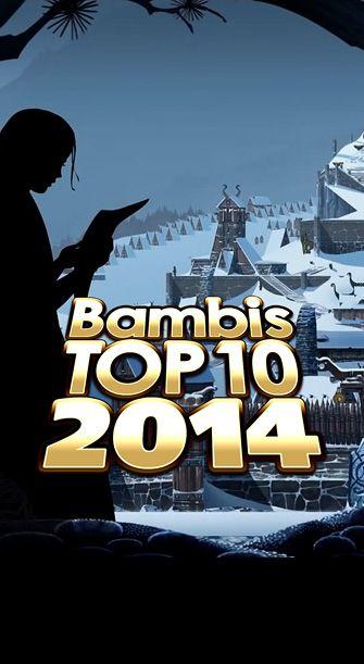 Top 10 Bambis Spiele des Jahres - Special