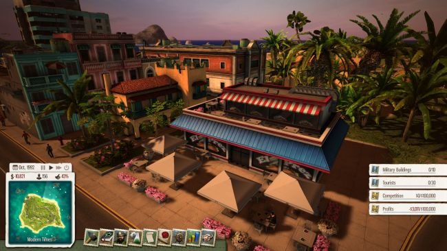 Tropico 5 - DLC: Joint Venture - Screenshots - Bild 5