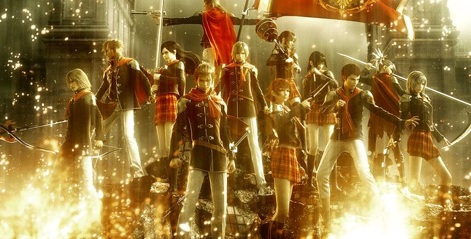 Final Fantasy Type-0 HD - Komplettlösung