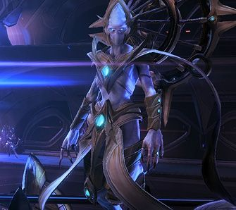 StarCraft II: Legacy of the Void - Test