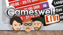 Gameswelt LIVE am 27.11. - News