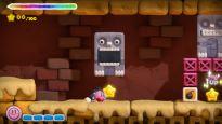 Kirby und der Regenbogen-Pinsel - Screenshots - Bild 3