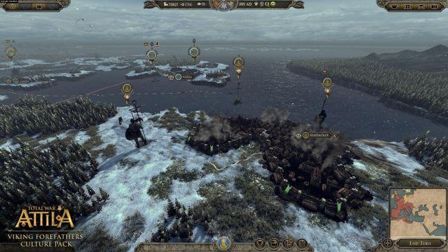 Total War: Attila - Screenshots - Bild 5