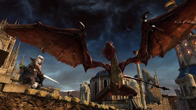 Dark Souls II: Scholar of the First Sin - Screenshots - Bild 4