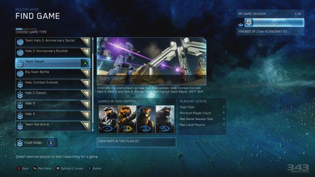 Entwicklung von PC-Matchmaking-Problemen