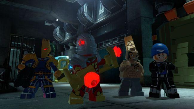 LEGO Batman 3: Jenseits von Gotham - Screenshots - Bild 7
