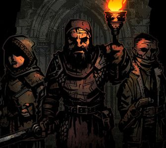Darkest Dungeon - Test