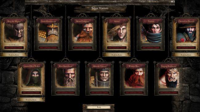 Warhammer Quest - Screenshots - Bild 6