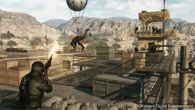 Metal Gear Solid V: The Phantom Pain - Screenshots - Bild 15