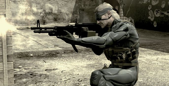 Metal Gear Solid 4: Guns of the Patriots - Komplettlösung