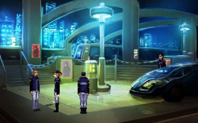 Technobabylon - Screenshots - Bild 6