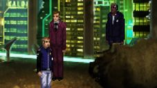 Technobabylon - Screenshots