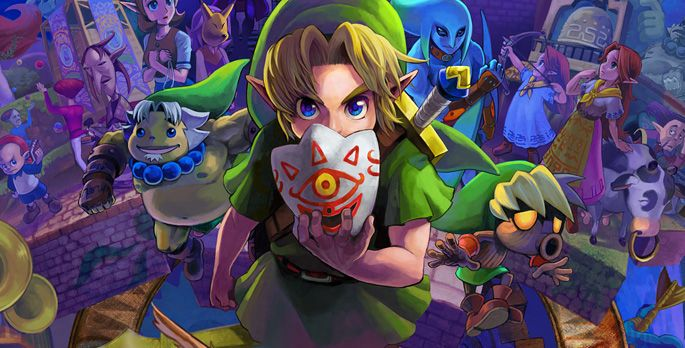 The Legend of Zelda: Majora's Mask 3D - Vorschau