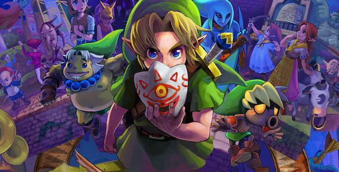 The Legend of Zelda: Majora's Mask 3D - Komplettlösung